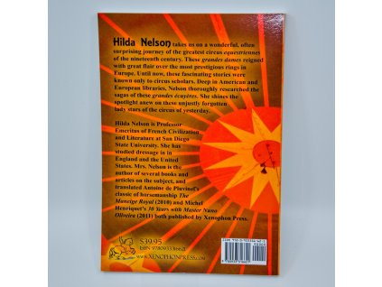 922 great horsewomen of the 19th century in the circus hilda nelson