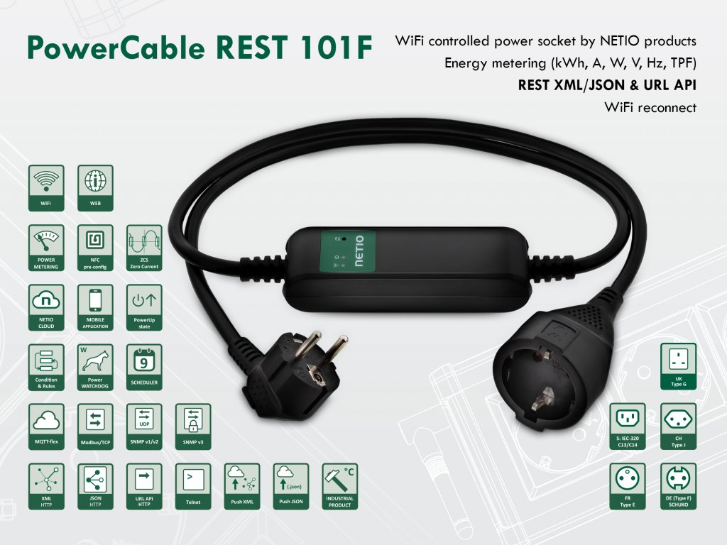 PowerCable REST 101F iFL en