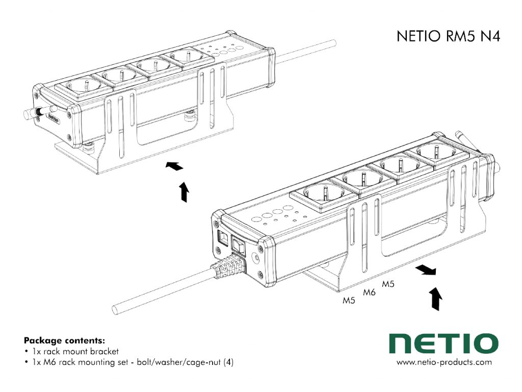 NETIO RM5 N4 scheme 1200