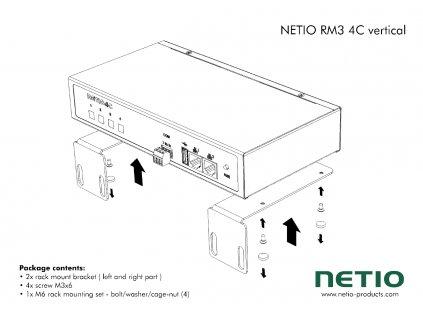 NETIO RM3 4C vertical scheme 1200