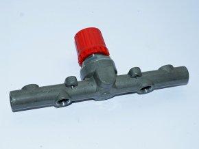 Potrubí rozvodné CARRY/SQUIRREL s regulátorem