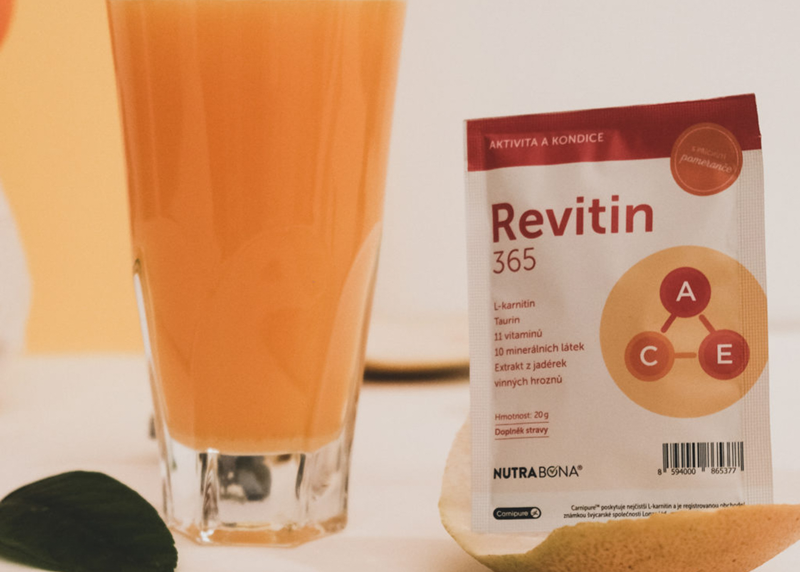 Novinka: Revitin 365 Mini