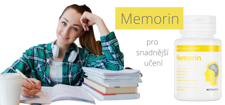 Memorin pro snadnější učení