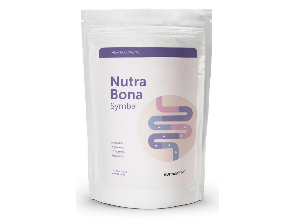 NUTRA BONA symba s probiotiky, prebiotiky a β-glukany