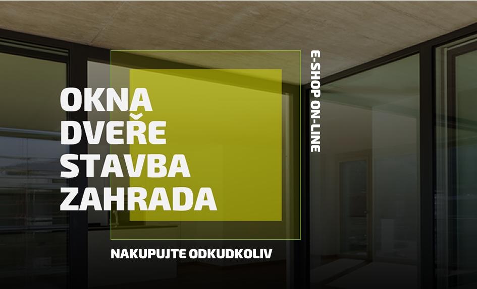 Nové webové stránky společnosti Okna&Dveře Kapsia s.r.o.
