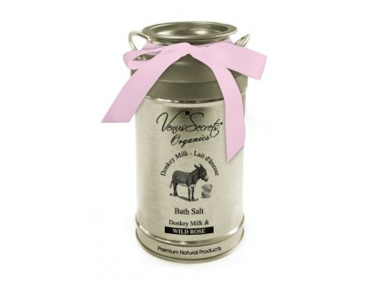 DONKEY BATH SALT ROSE L
