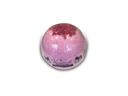 DONKEY BATH BOMB POMEGRANATE L