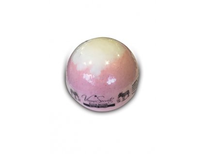 DONKEY BATH BOMB ROSE L