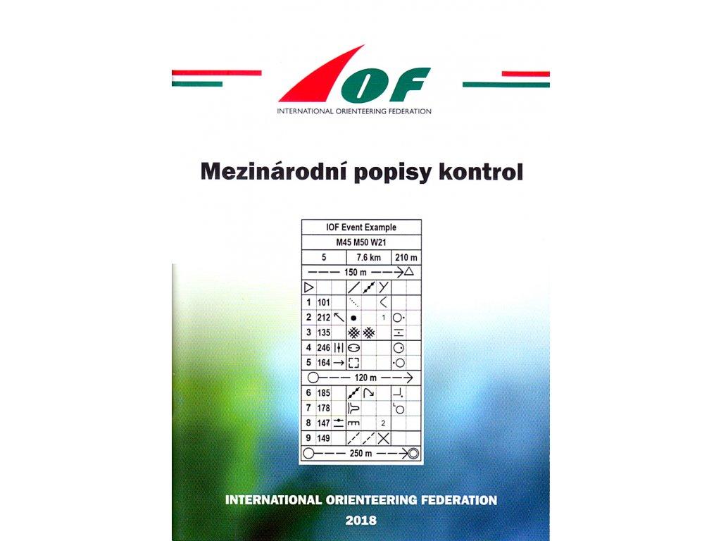 Popisy IOF(2018)