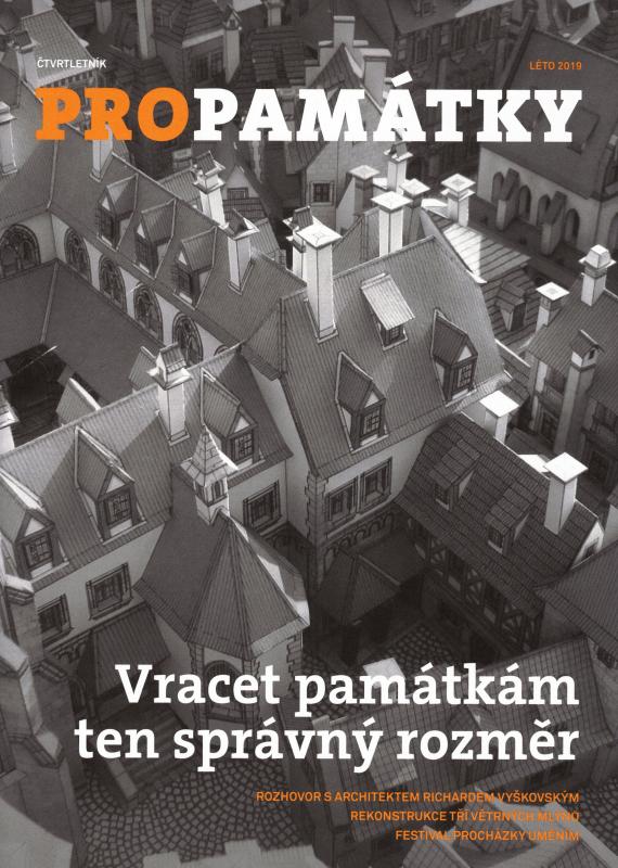 rozhovor s architektem Vyškovským
