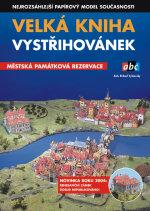 Velká kniha vystřihovánek - Městská památková rezervace - MPR book