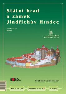 nový model - ERKOtyp - Jindřichův Hradec - hrad a zámek