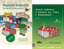 nový model - ERKOtyp - Soběslav - Stará radnice a kostel sv. Víta