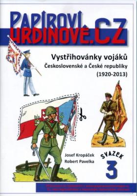 novinka / news - Papíroví hrdinové 3