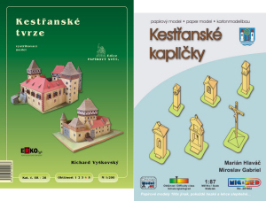 nové zboží - new goods - ERKOtyp, MiGas & MED - Kestřany
