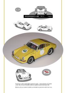 nové zboží - new goods - SELD Design - Porsche 911 + MTX Tatra