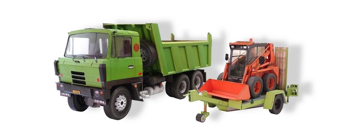 Tatra 815 6x6 S1 + Locust K752 - CZ PMHT