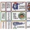 štítky na školní sešity