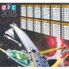 Astro Racers - kalendář 2015