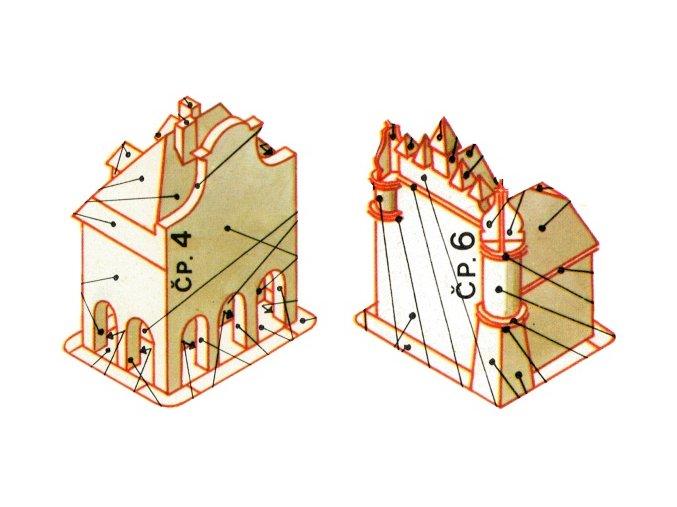 dům čp. 4 a 6