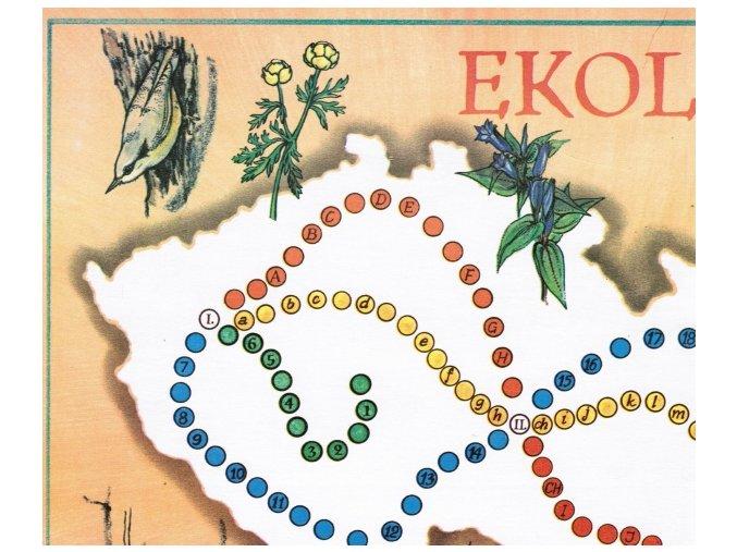 Ekologie - stolní hra