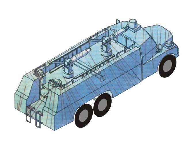CAS 32 - Tatra 148