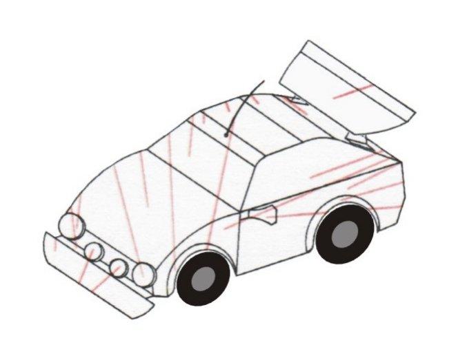 autíčko pro začátečníky