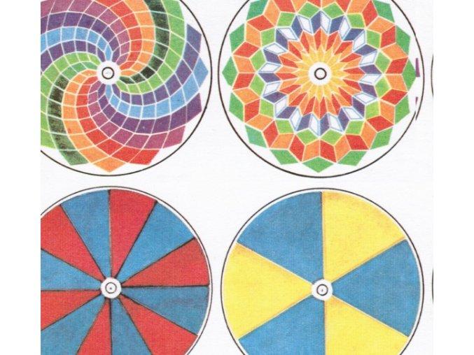 barevná fyzika