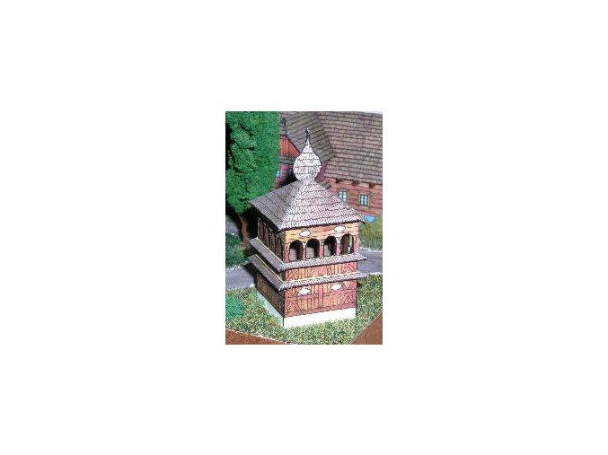 zvonice z Hronseku
