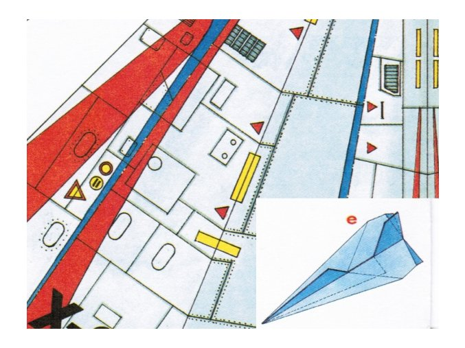 raketoplán Stratos X-06