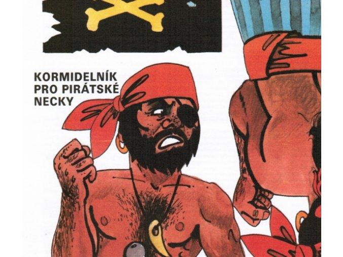 pirát - kormidelník