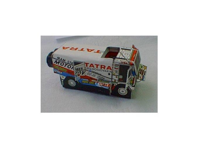 Tatra 815 6x6 + Tatra 815 4x4 + Tatra 815 4x4