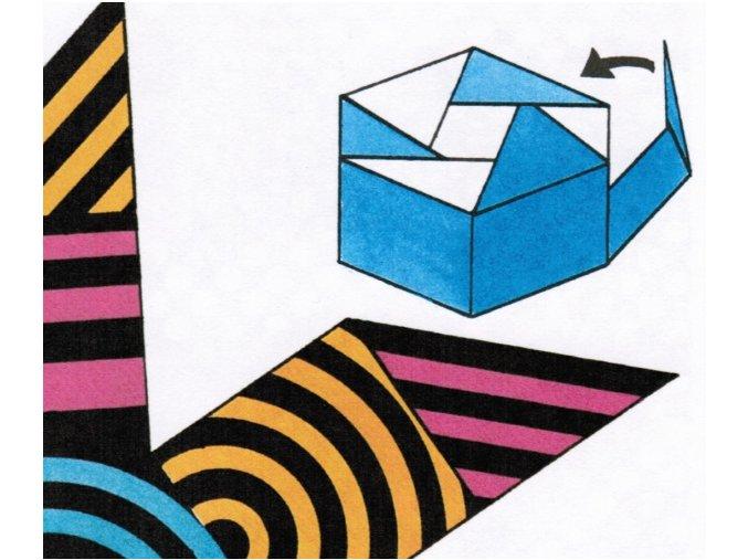 krabička na dárek