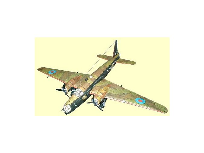 Vickers Wellington Mk I.c