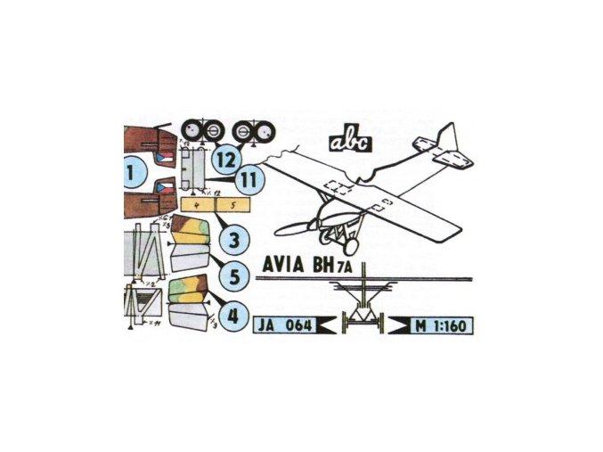 Avia BH-7A