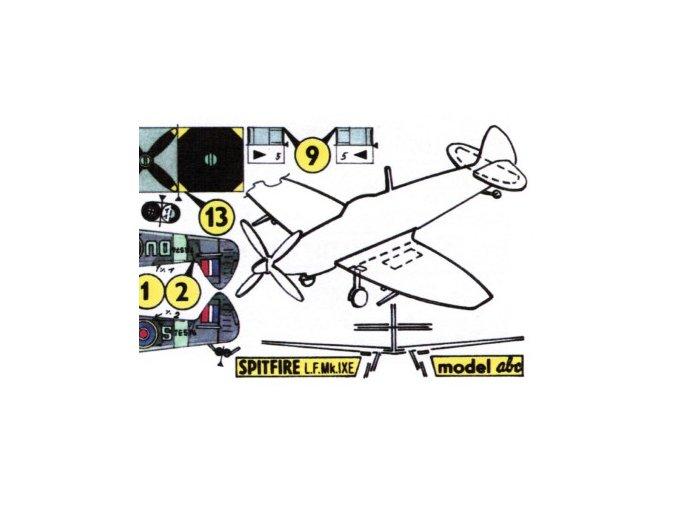 Spitfire L-F.Mk IXE