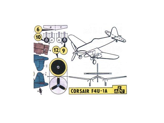 Corsair F4U-1A