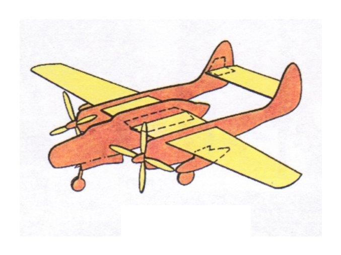 Northrop P-61A-10 Black Widow