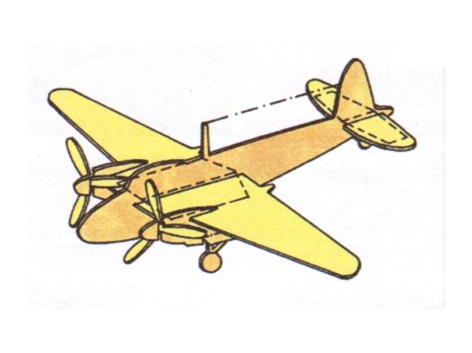 De Havilland Mosquito Mk.II