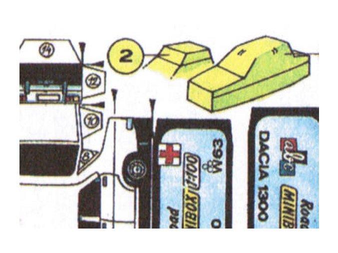 Dacia 1300 3ks