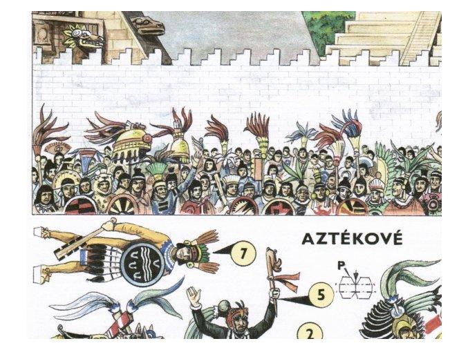 Aztékové (Boj o život)