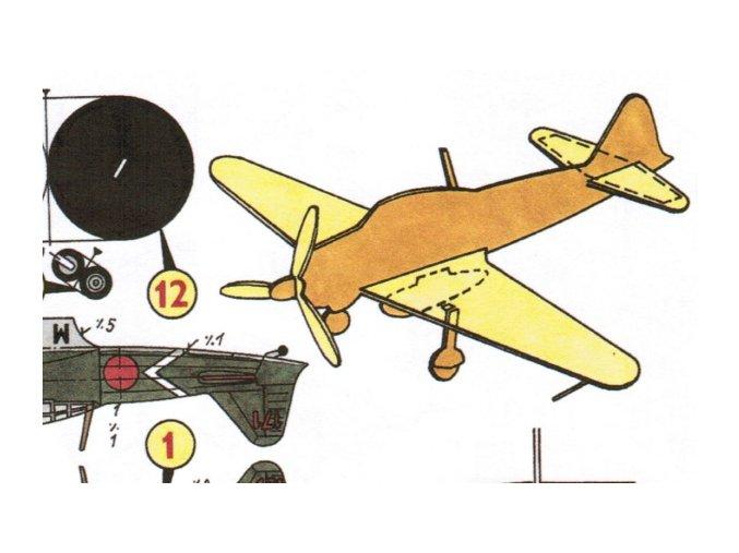 Mitsubishi A6M3 Zero Fighter typ 22