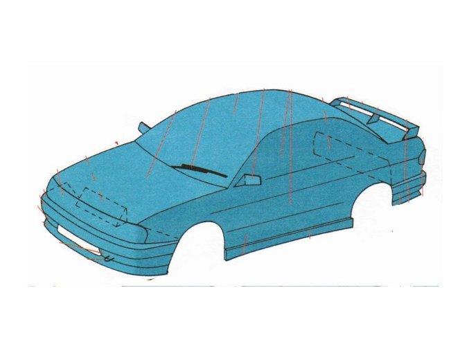 Calsonic Nissan Primera