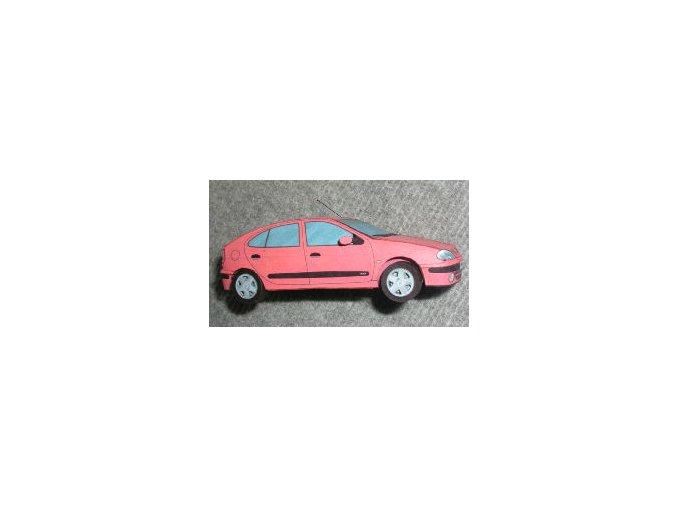 Renault Mégane 1,6 16V