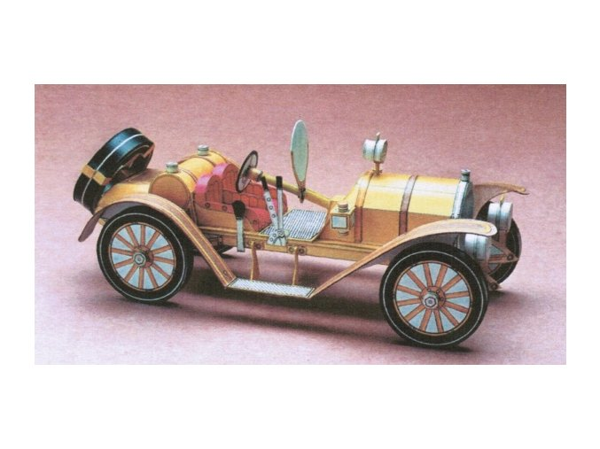 Mercer model 35 Raceabout