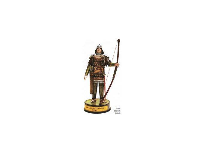anglický lučištník (1450)