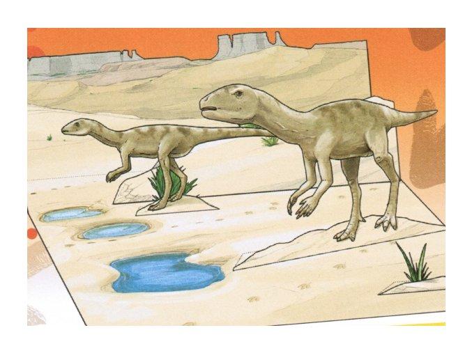 Stopování dinosaurů
