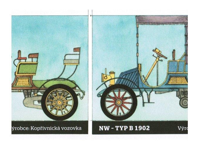 NW typ B 1902, NW - Dreier 1901