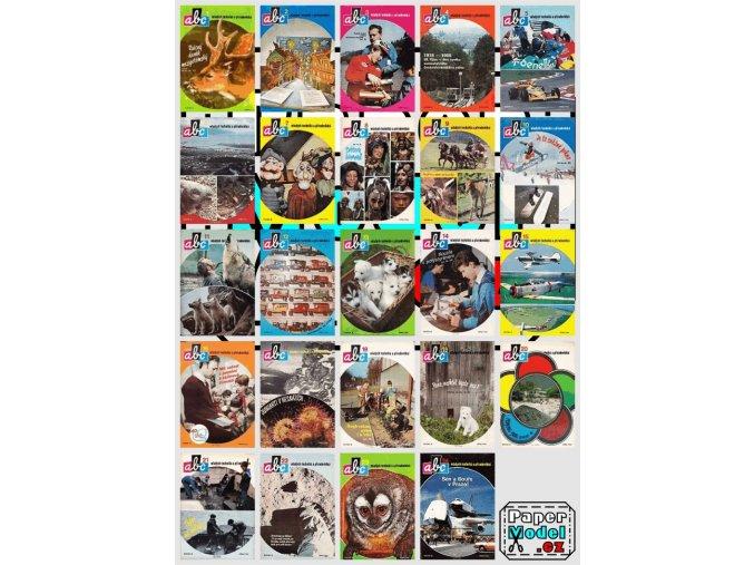 ABC ročník 33 (1988-1989)