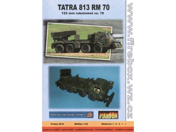 Tatra 813 8x8 RM 70